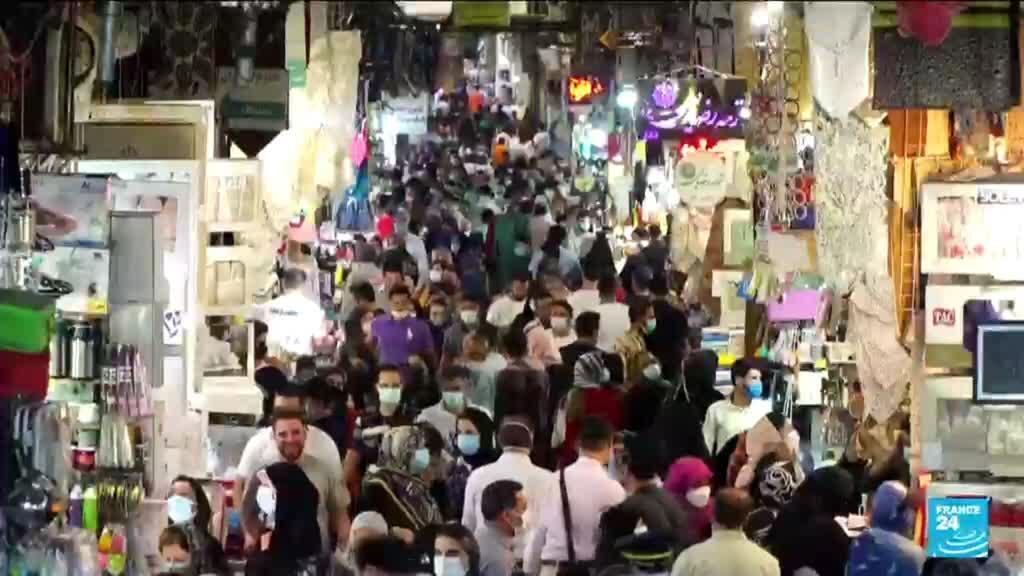 2021-06-11 11:07 Election présidentielle en Iran : l'économie, un enjeu majeur pour le prochain président