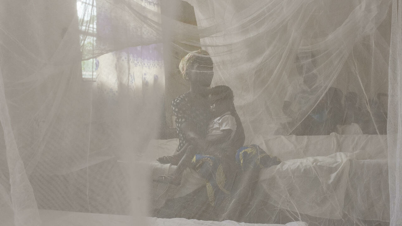 Malnutrition strikes children in DR Congo's fragile Kasai region - FRANCE 24