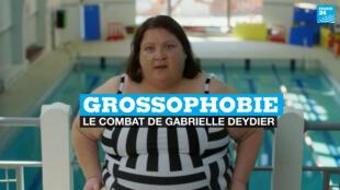 Grossoophobie : le combat de Gabrielle Deydier