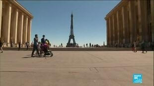 2020-07-28 10:04 Paris feels brunt of Covid-19 tourism downturn