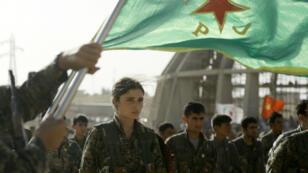 La Turquie veut empêcher les Kurdes de constituer une région autonome à sa frontière avec la Syrie.
