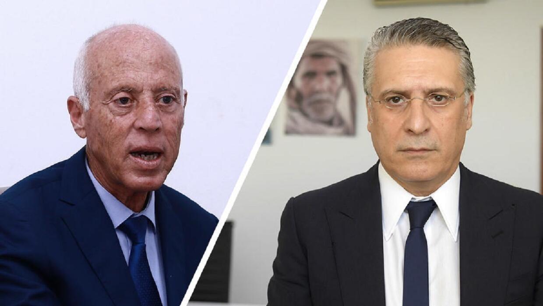 التونسيون على موعد مع مناظرة تلفزيونية حاسمة بين القروي وسعيّد قبل يومين من الانتخابات الرئاسية