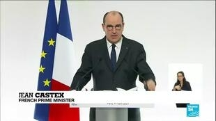 2021-03-05 08:13 Coronavirus pandemic in France: PM Castex vows to accelerate vaccination campaign