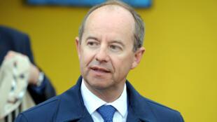 Le député socialiste et président de la commission des lois, Jean-Jacques Urvoas.