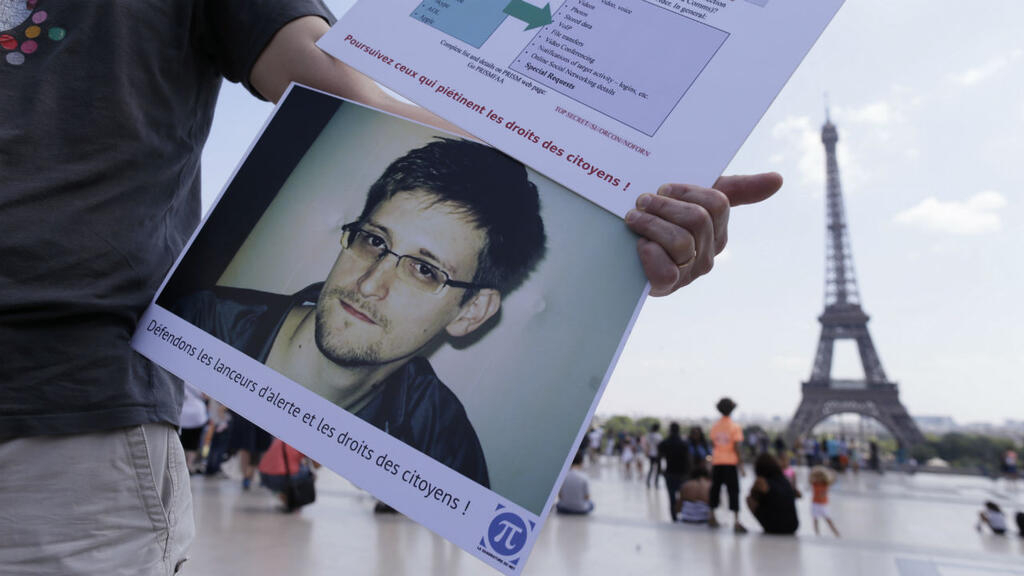 'No reason' to reconsider granting Snowden asylum, French minister says