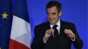 Avec sa conférence de presse, lundi 6 février 2017, François Fillon lance la contre-attaque et espère mettre l'affaire Penelope derrière lui.