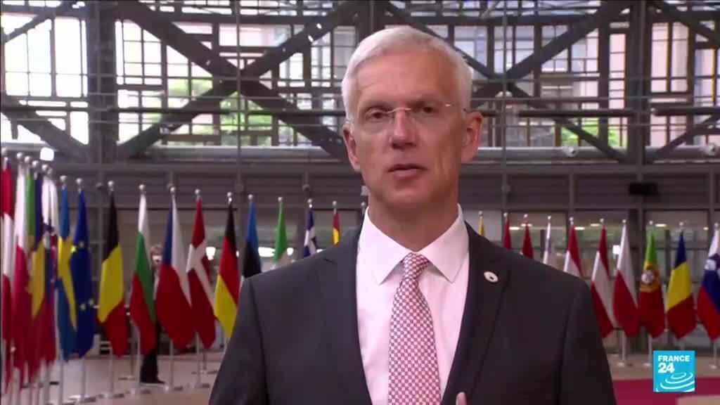 2021-06-25 09:32 EU members bordering Russia reject plan to meet with Putin