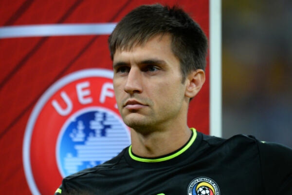 Fiorentina keeper Ciprian Tatarusanu anchors Romania's formidable defence.