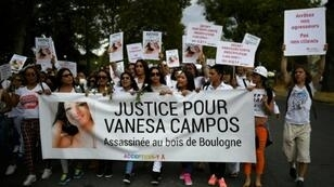 The murder of a Peruvian transgender sex worker named Vanesa Campos sparked protests