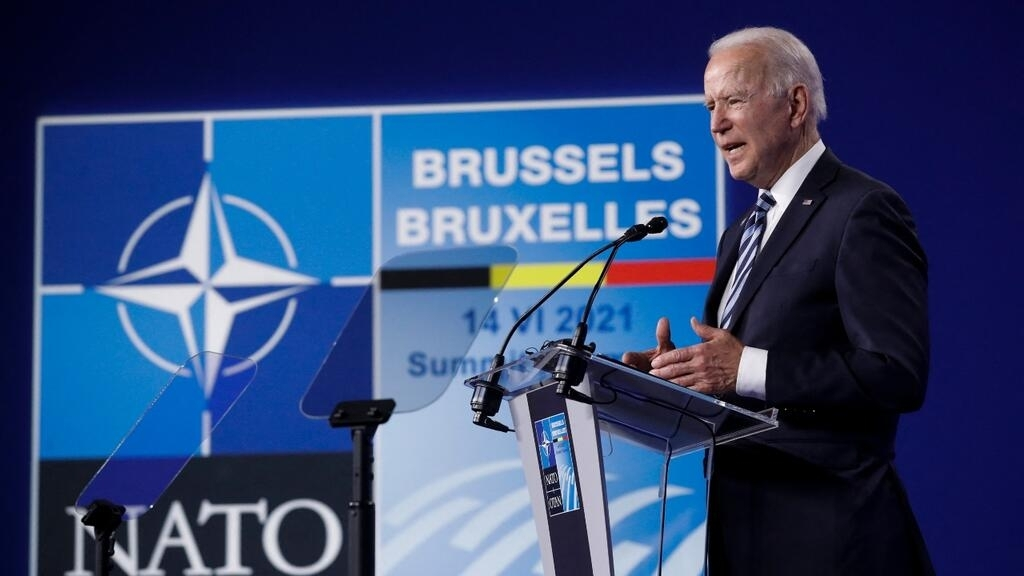 NATO takes tough stance on China at Biden's first summit with alliance
