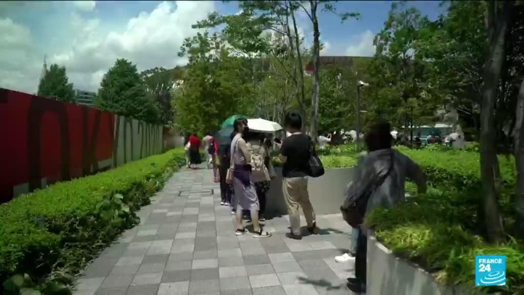 2021-07-29 13:14 Covid-19 au Japon : vers une extension de l'état d'urgence ?