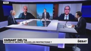 Le Débat de France 24 - jeudi 24 juin 2021