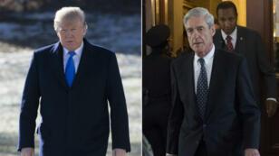 Donald Trump n'aurait nullement  l'intention de limoger le procureur spécial Robert Mueller, selon la Maison Blanche.