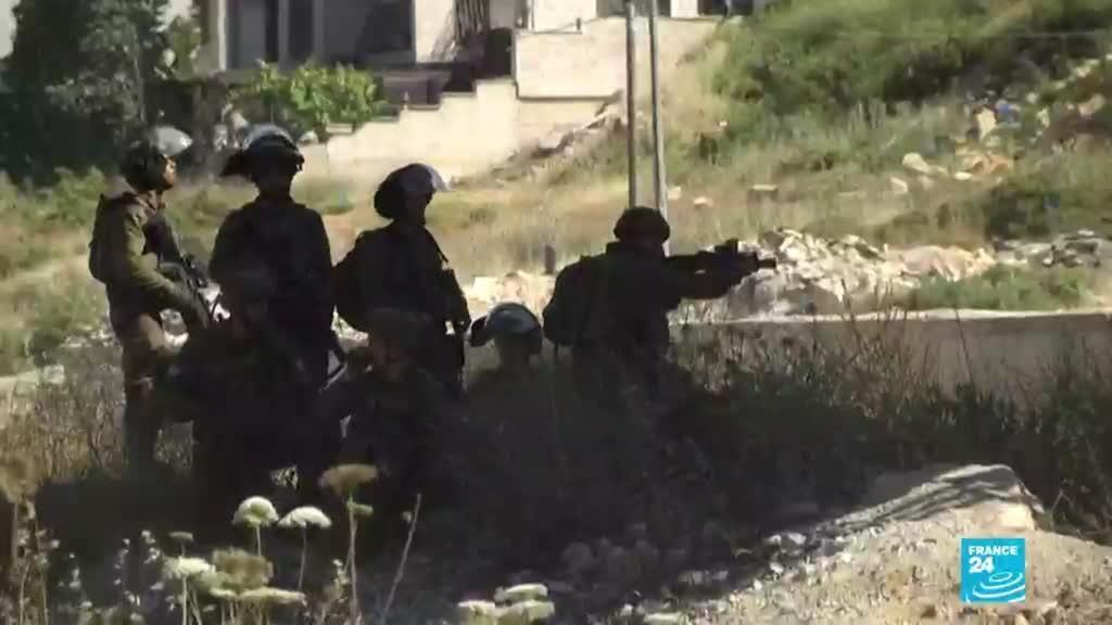 2021-05-15 14:32 Gaza: Ejército israelí realizó nuevos bombardeos en la franja dejando decenas de muertos