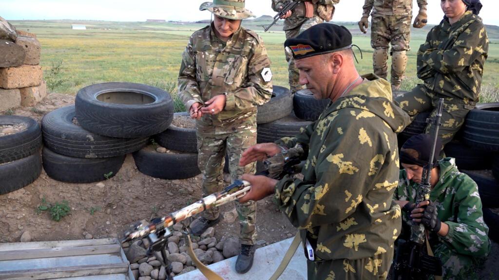 The Azerbaijani threat to Armenia's borders
