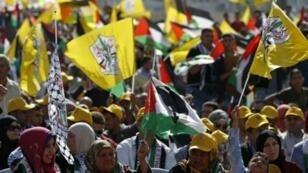 إحياء ذكرى رحيل عرفات في رام الله، الخميس 10 تشرين الثاني/نوفمبر 2016