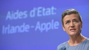Margrethe Vestager, la commissaire européenne à la Concurrence à l'origine de la sanction controversée visant Apple.