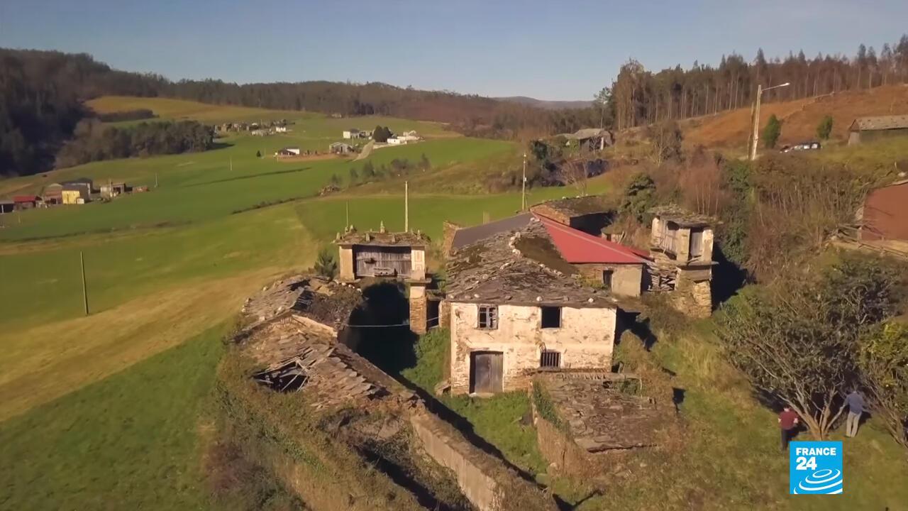 En España es posible comprar un pueblo abandonado con 50.000 euros.
