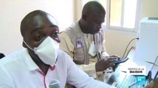 2020-03-25 11:12 Coronavirus : L'état d'urgence décrété en RD Congo, Kinshasa isolée