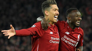 Liverpool a tenu son rang face au FC Porto.
