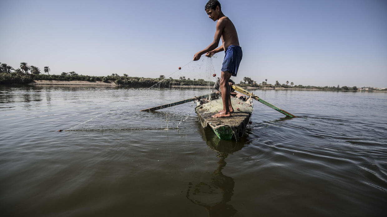 Troubled waters for Egypt as Ethiopia pushes Nile dam - FRANCE 24