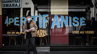 French restaurants and bars may be allowed to reopen on June 2, but not in Paris and other areas where the coronavirus outbreak has yet to be contained.