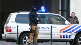 Les suspects ont été interpellés dans la commune cossue bruxelloise d'Uccle (archives).