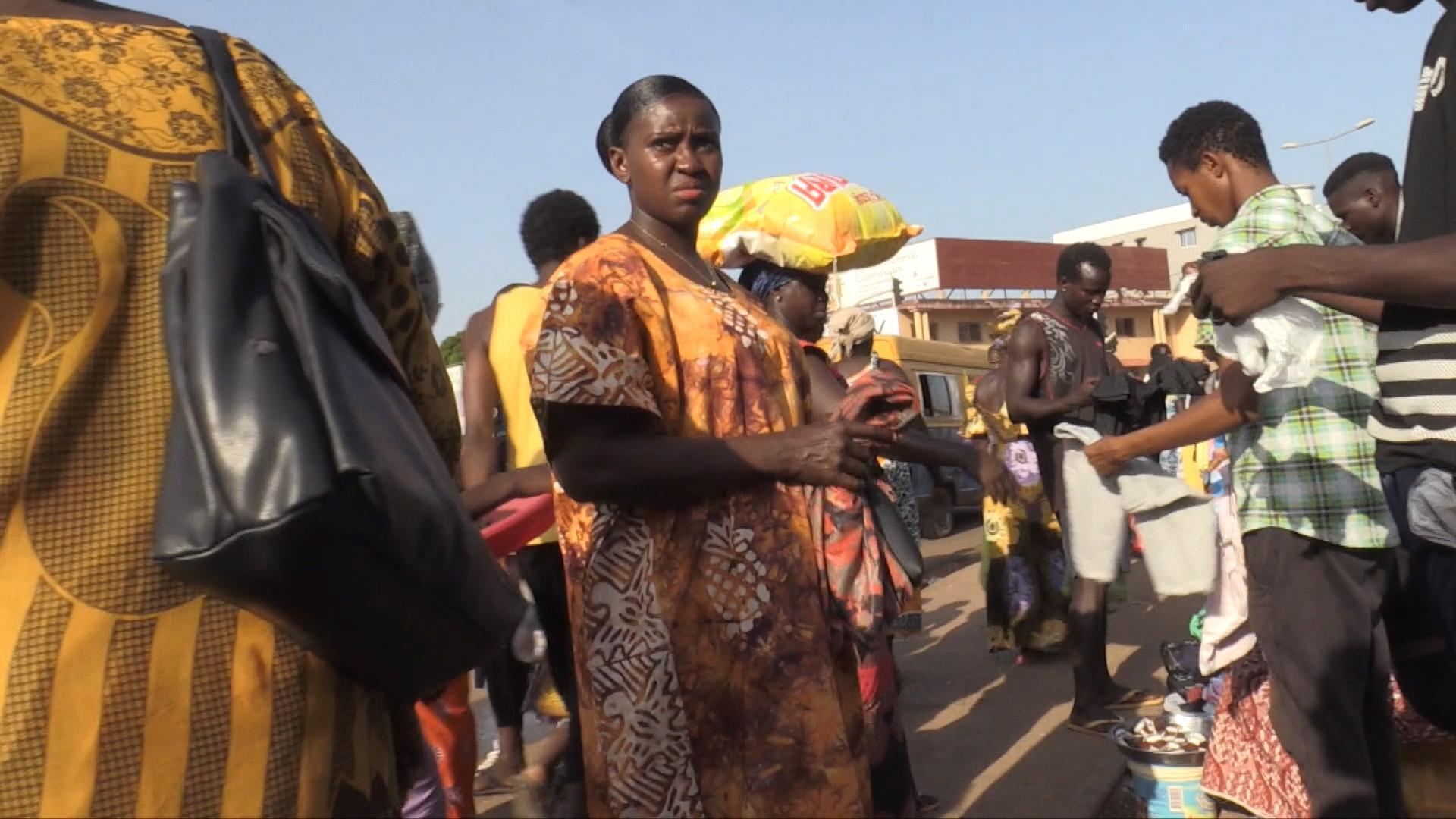 Présidentielle en Guinée Bissau