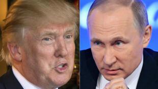 """La Russie se réserve """"le droit de prendre des mesures de rétorsion"""" a annoncé Poutine dans la foulée de sa décision de """"nexpulser personne""""."""