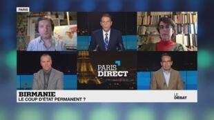 Le Débat de France 24 - lundi 1er février 2021