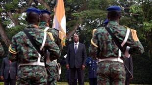 Ouattara armée