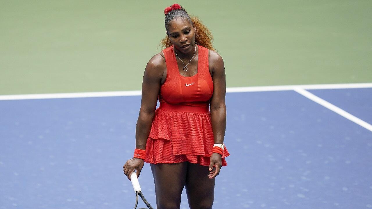 PHOTO Serena Williams - US Open - 9 septembre 2020