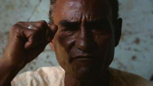 """Photo extraitre de """"Hissein Habré, une tragédie tchadienne"""", de Mahamat-Saleh Haroun"""
