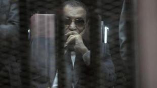 - الرئيس المصري الأسبق حسني مبارك