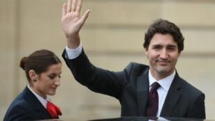 رئيس الورزاء الكندي جاستن ترودو