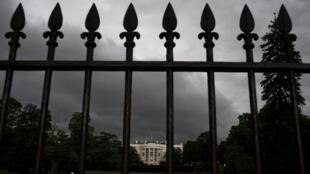 البيت الأبيض في واشنطن بتاريخ 1 حزيران/يونيو 2015