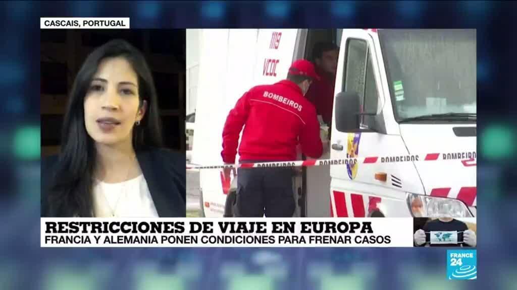 2021-01-31 00:03 Informe desde Cascais: red hospitalaria de Portugal, al límite