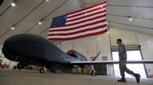 Le drone RQ-4A Global Hawk a commencé sa carrière après les attentats du 11 septembre 2001