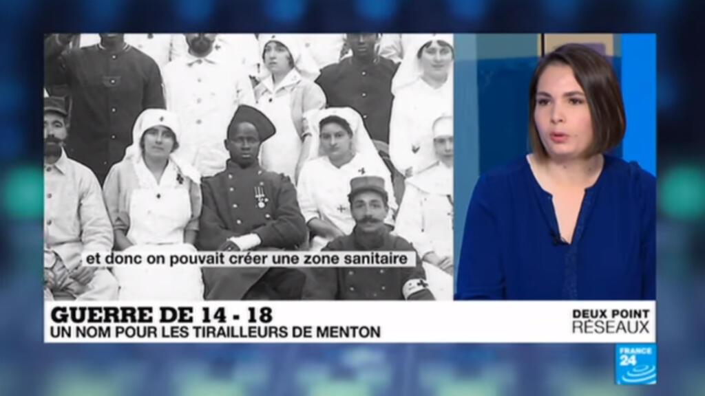 Le dernier webdocumentaire de France 24 est consacré au cimetière des tirailleurs de Menton.