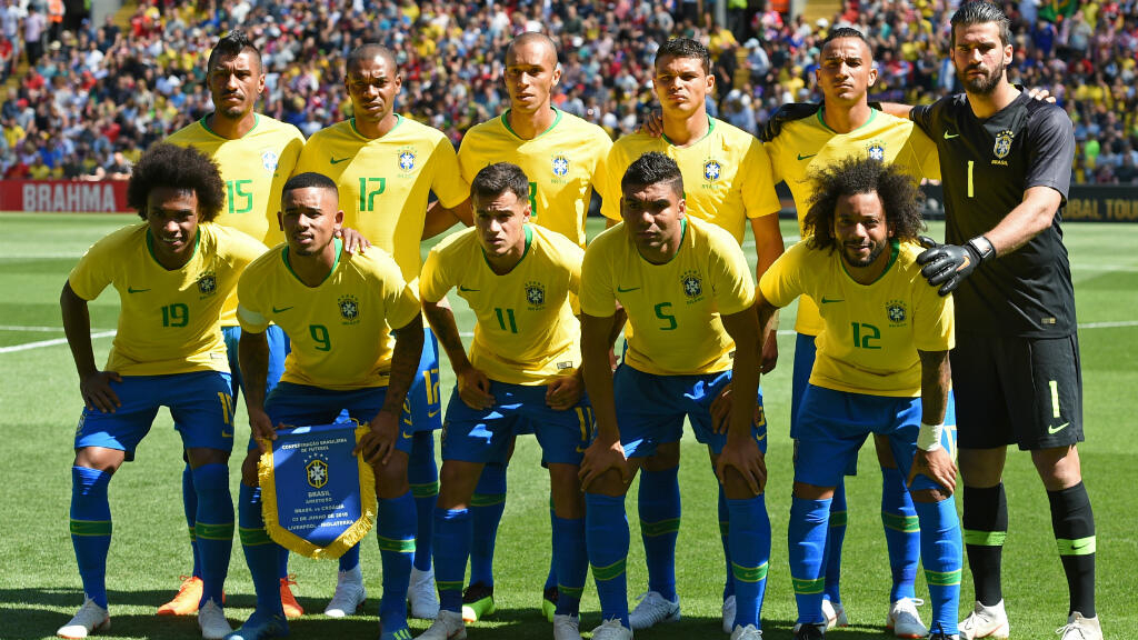 buy popular 5d201 685cc After 2014 debacle, Brazil's renaissance for 2018 World Cup