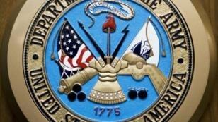 شعار القوات البرية للولايات المتحدة في البنتاغون