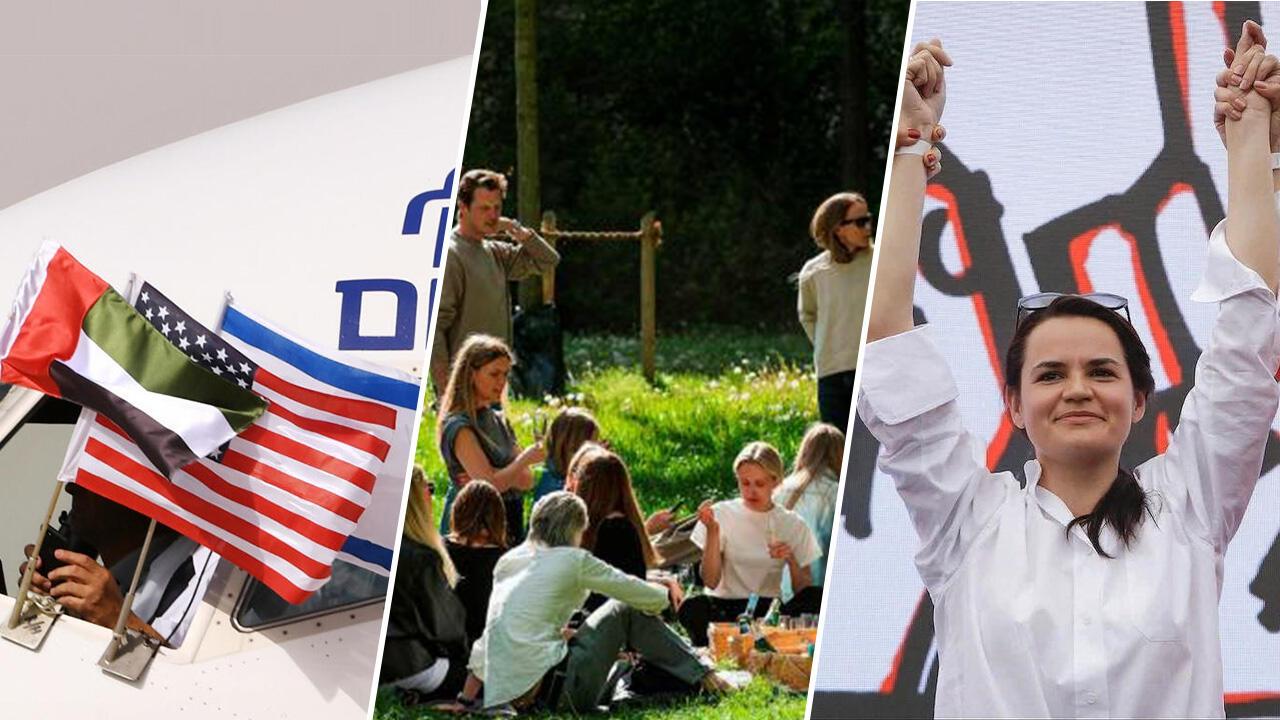 Israeli-Gulf deals, Sweden's Covid-19 gamble and a women's revolution in Belarusgoogle-play-badge_EN