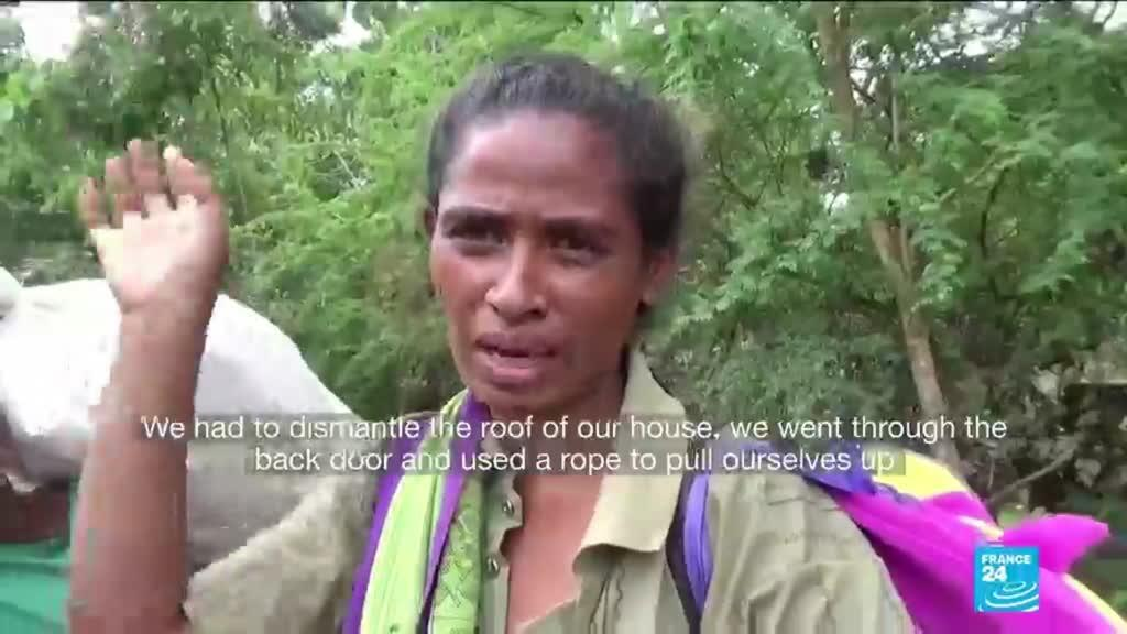 2021-04-05 15:06 Nearly 100 dead in Indonesia, East Timor floods, dozens missing