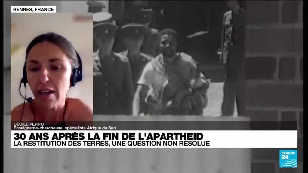 2021-06-30 13:18 Afrique du Sud : Quel est l'héritage de Mandela 30 ans après la fin de l'apartheid ?