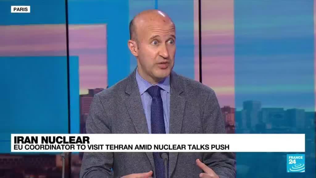 2021-10-14 09:46 Iran nuclear: EU coordinator to visit Tehran amid nuclear talks push
