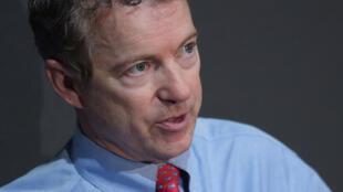 Le sénateur Rand Paul, fils de l'ancien candidat Ron Paul, s'est lancé dans la course à l'investiture républicaine aux États-Unis.