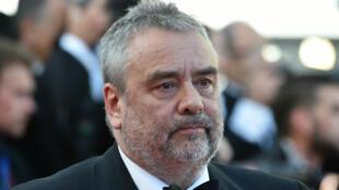 Le producteur de cinéma français Luc Besson à Cannes, le 20 mai 2016.