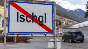 La station de ski autrichienne d'Ischgl est considéré comme l'un des principaux foyers de propagation du Covid-19 en Europe.