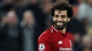 محمد صلاح كان أحد أبطال فوز ليفربول على توتنهام في نهائي الدورة السابقة.
