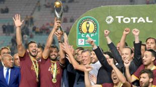 Le 31 mai 2019, les joueurs de l'ES Tunis avait été déclarés vainqueurs de la Ligue des champions africaine au terme d'un match rocambolesque.